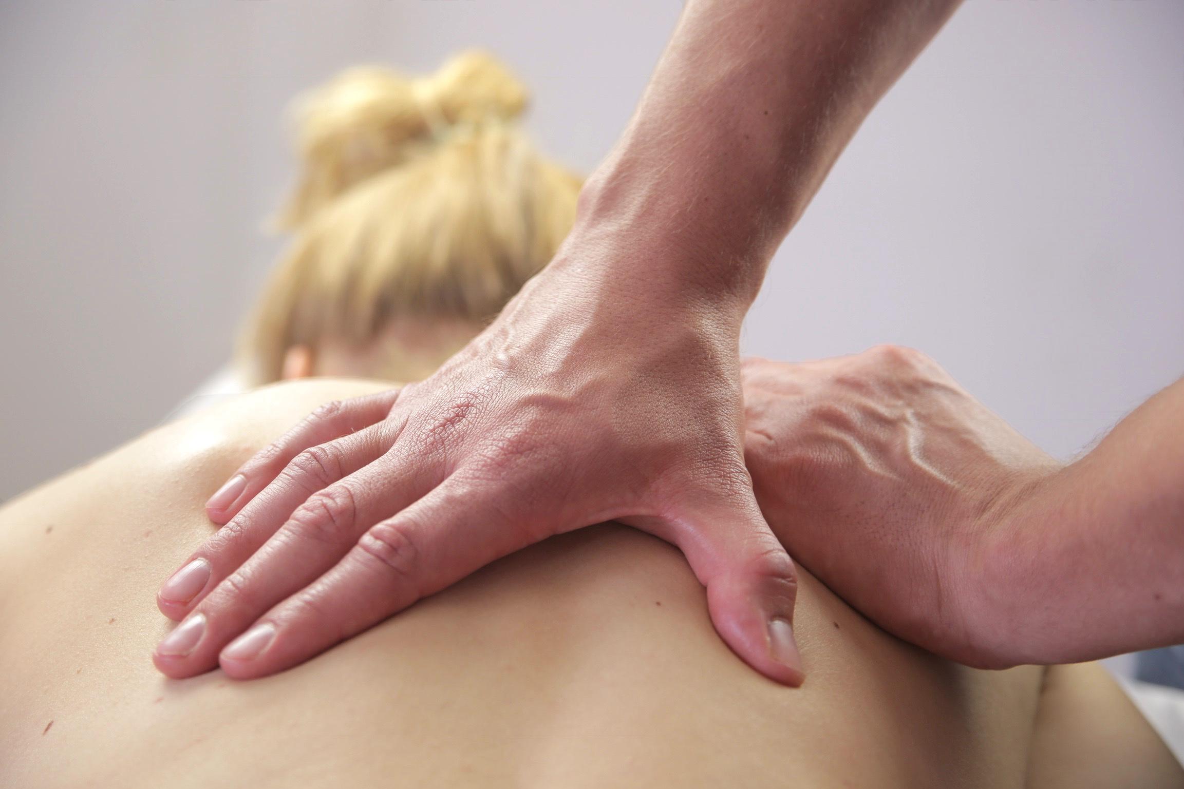 Tui Na Massage - Andreas Saly